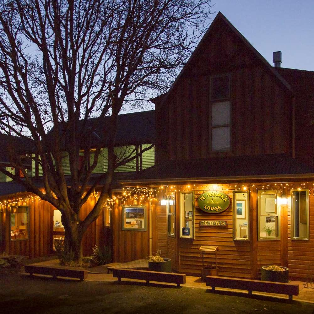 Te Wanaka Lodge Accommodation