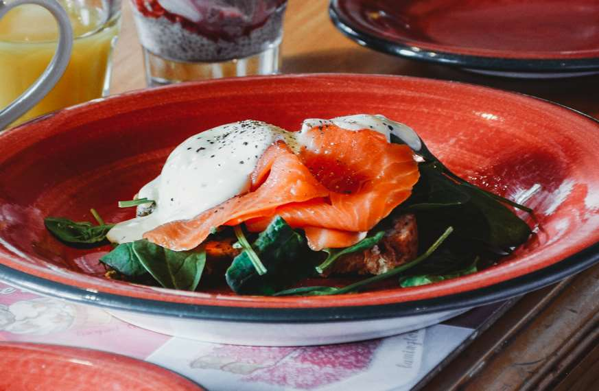Te Wanaka Lodge Breakfast